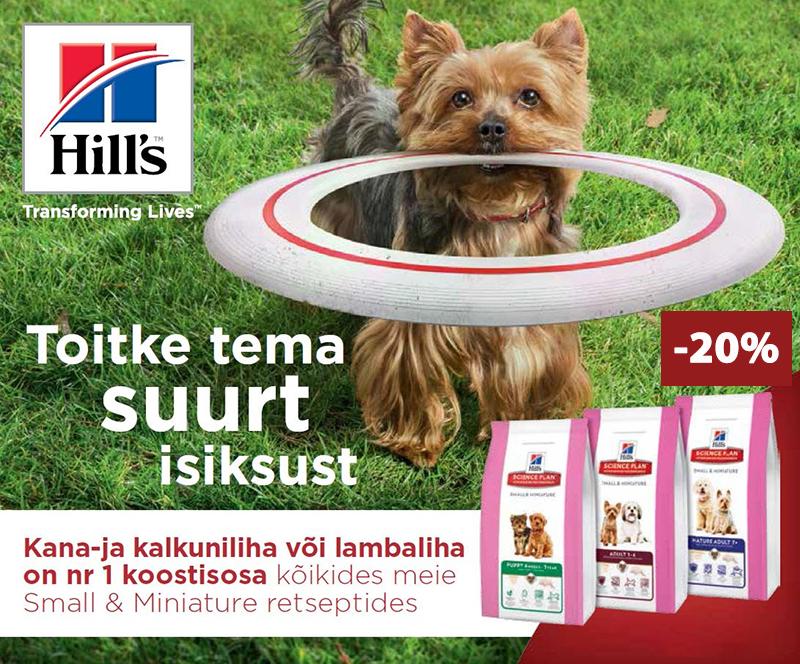 Hill's koertele -20%