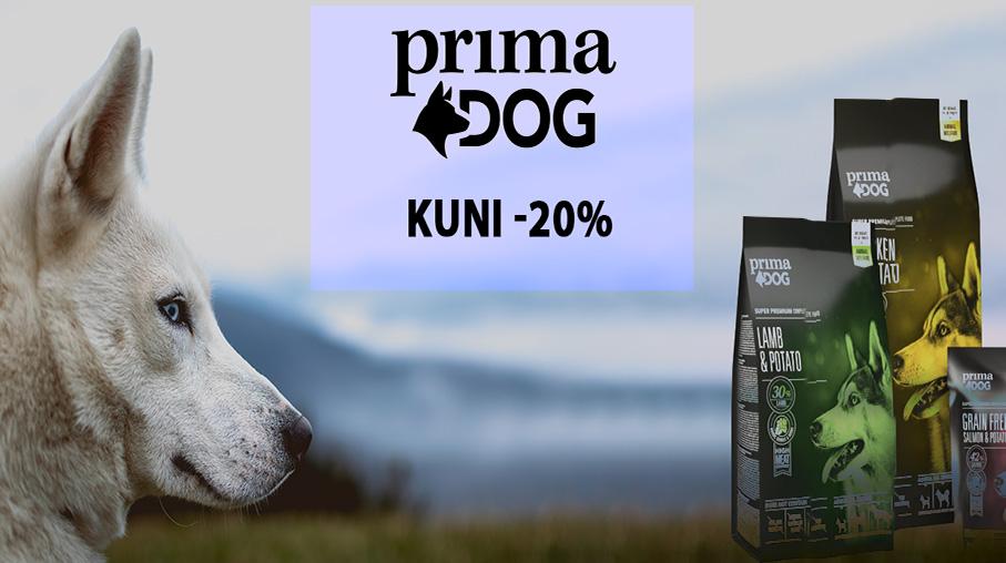 Prima Dog