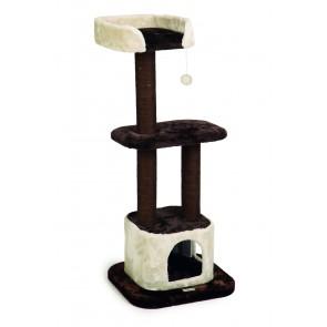 Beeztees kassi kraapimispuu Bondica 50x50x120 pruun/beez