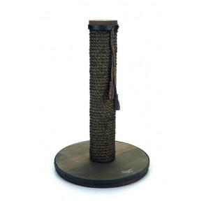 Beeztees DBL kassi kraapimispuu Lumpra puust 35x35x55cm