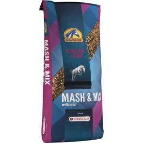 Cavalor hobuse täissööt Mash&Mix 15kg