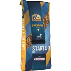 Cavalor hobuse täissööt Start & Go Soft 15kg