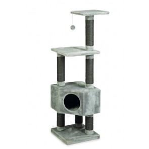 Beeztees kassi kraapimispuu Figado 40x40x135 hall