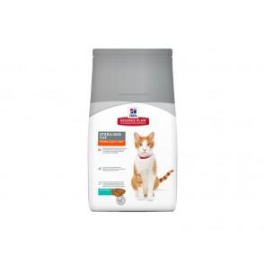 Hill's Science Plan Feline Young Adult Sterilised Cat tuunikalaga 1.5kg
