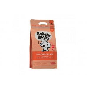 BARKING HEADS kuivtoit koertele Pooched salmon 2 kg