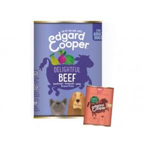 Edgard Cooper Konserv Adult Koer Veis 400G