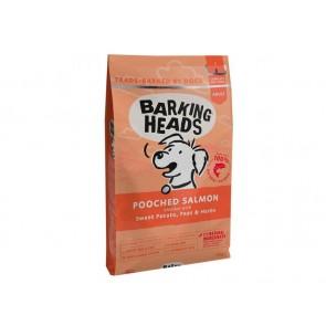 BARKING HEADS kuivtoit koertele Pooched salmon 12 kg