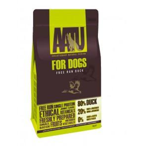 Aatu kuivtoit koertele 80/20 Duck 1,5 kg