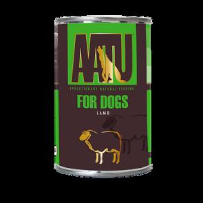 Aatu konserv koertele lambaga 400g