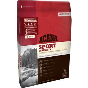 ACANA Heritage 25 Dog Sport&Agility 11,4 kg