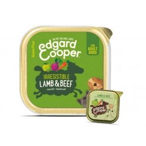 Edgard Cooper Konserv Adult Koer Lammas/Veis 150G