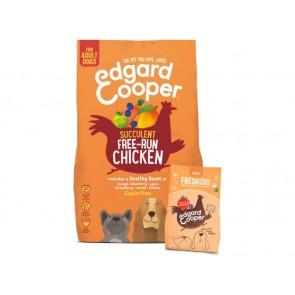 Edgard Cooper Kuivtoit Adult Koer Kana 2,5Kg