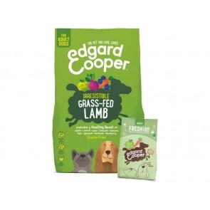 Edgard Cooper Kuivtoit Adult Koer Lammas 7Kg