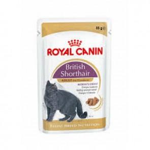 Royal Canin British Shorthair konserv 12*85g
