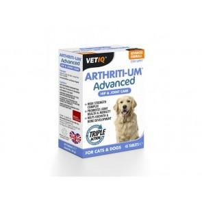 MC Arthriti-um Advance koera/kassi täiendsööt liigestele tbl N45