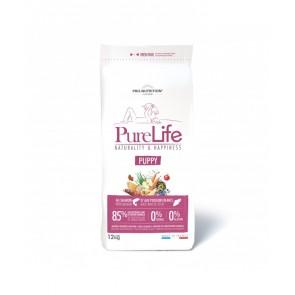 Pure Life toit kutsikatele lõhe ja valge kalaga 12kg
