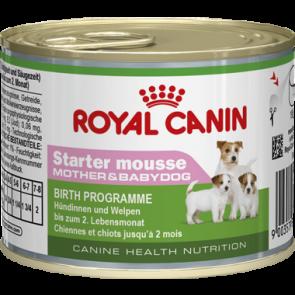 Royal Canin Starter Mousse konserv 0.195kg