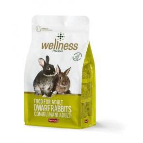 PD toit kääbusküüliku wellness adult 1kg