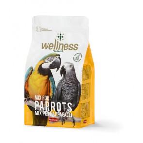 PD toit suure papagoi wellness 750g