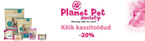 Planet Pet kassitoidud